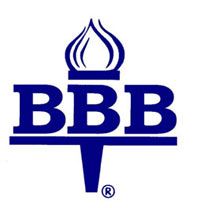 We are members fo the Better Business Bureau