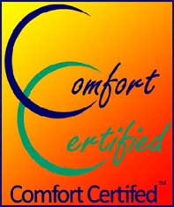 We are Comfort Certified and that means training, training and more training.