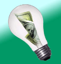 We will save you money and save you time. Now that's a bright idea.